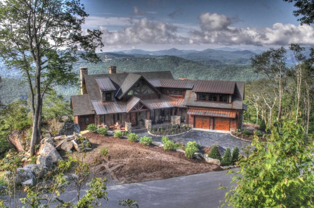 Hutcheson Mountain Home